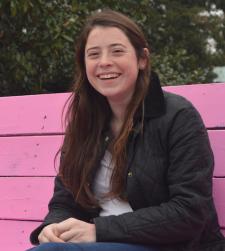 Portrait of Claire Stout