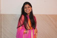 Portrait of Mannat Bakshi