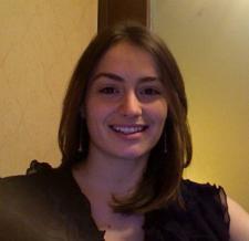 Portrait of Dania Christine Toth