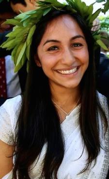 Portrait of Anika Ayyar