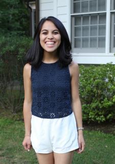 Portrait of Carine Torres