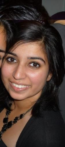 Portrait of Khadijah Bhatti