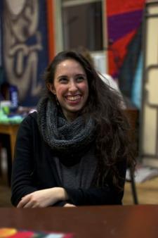 Portrait of Samatha Siegel
