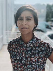 photo of Andrea Patino