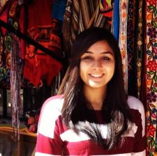 Portrait of Aarti Asrani