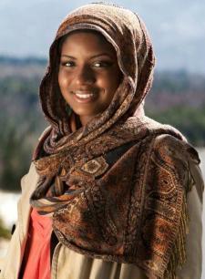 Portrait of Nusaibah Kofar-Naisa