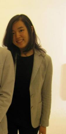 Portrait of Kristie Kim