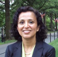 Portrait of Manjusha Kulkarni