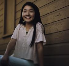 Portrait of Sini (Nina) Chen