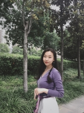 photo of Adela Guo